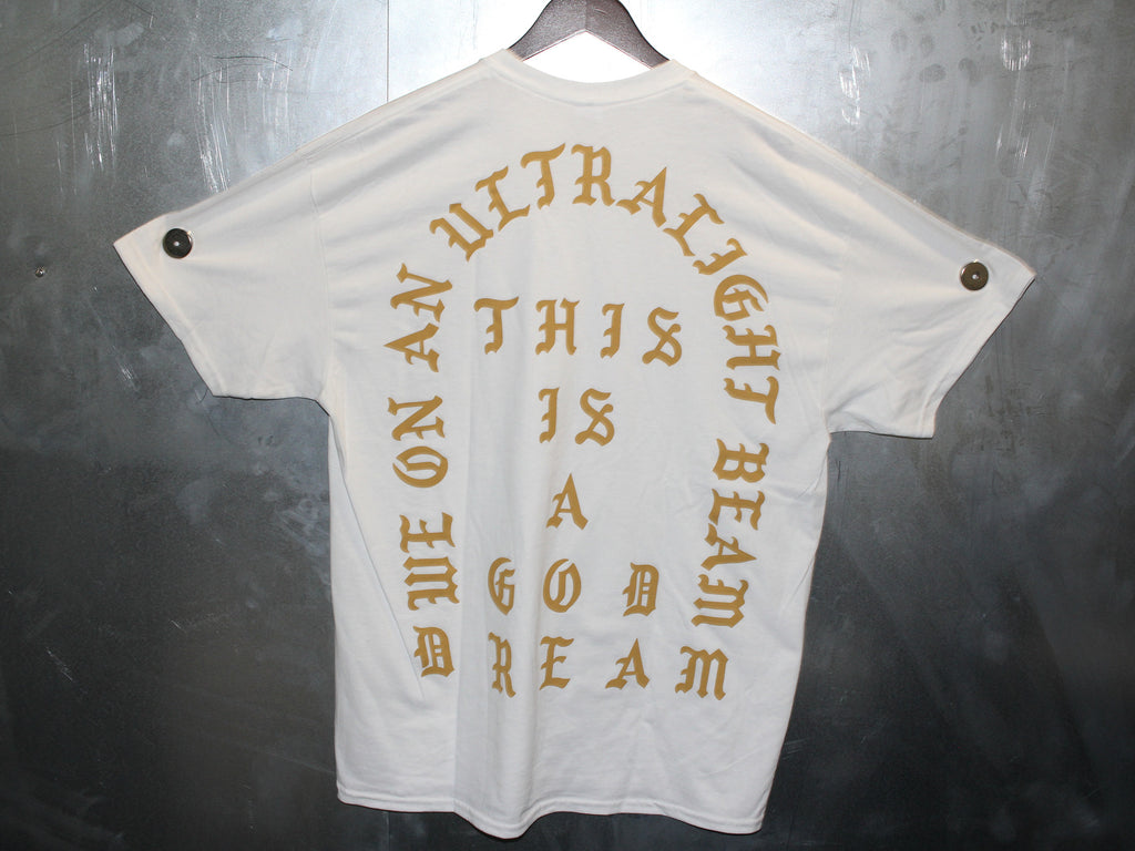 Pablo Ultralight Beam T-shirt (White)