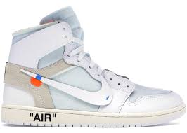 Air Jordan 1 Retro Off-White Euro