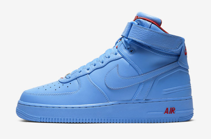 nike af1 just don blue