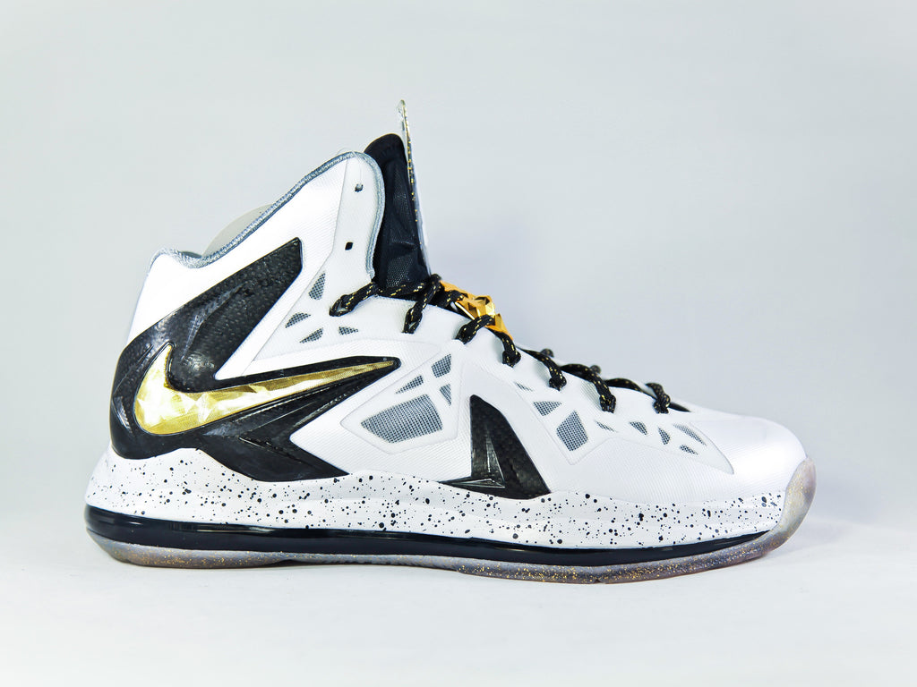 lowest price ef13a 8b96e nike lebron 10 ps elite home