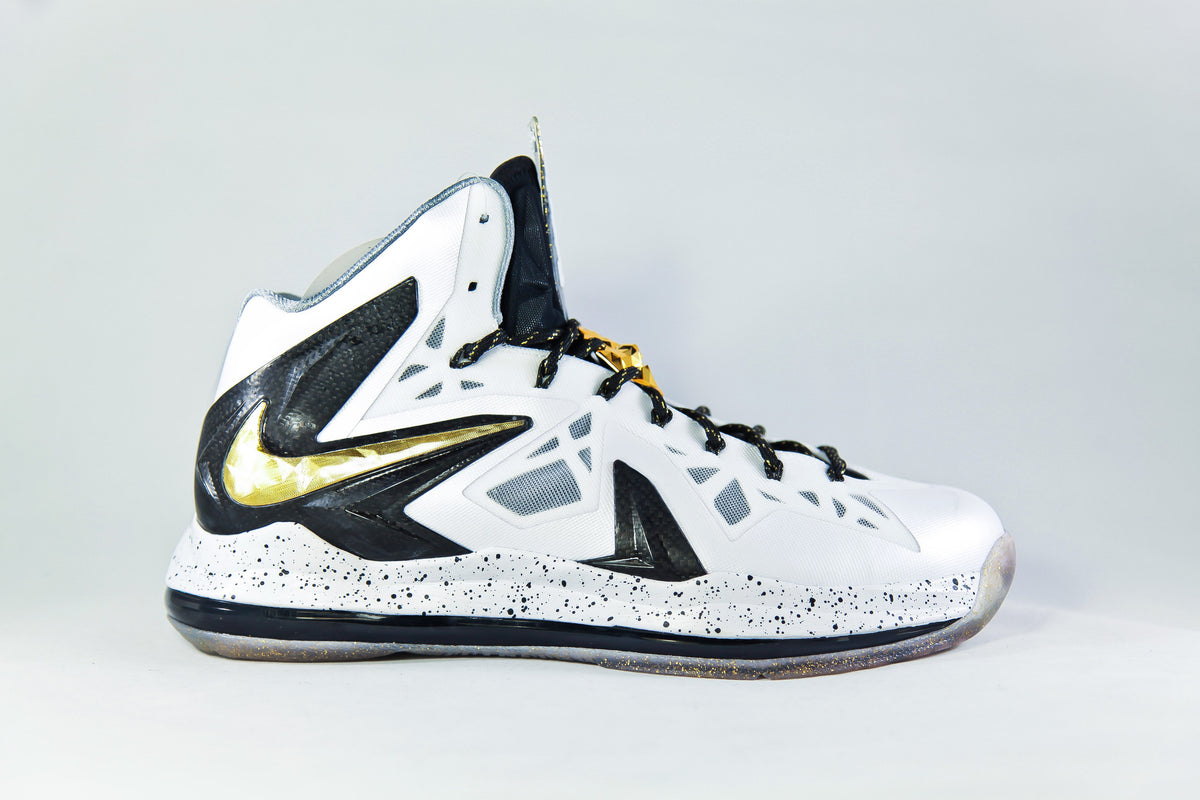 hot sale online d3b8d 42b45 Nike Lebron 10 Elite  Home  – NOJO Kicks Detroit
