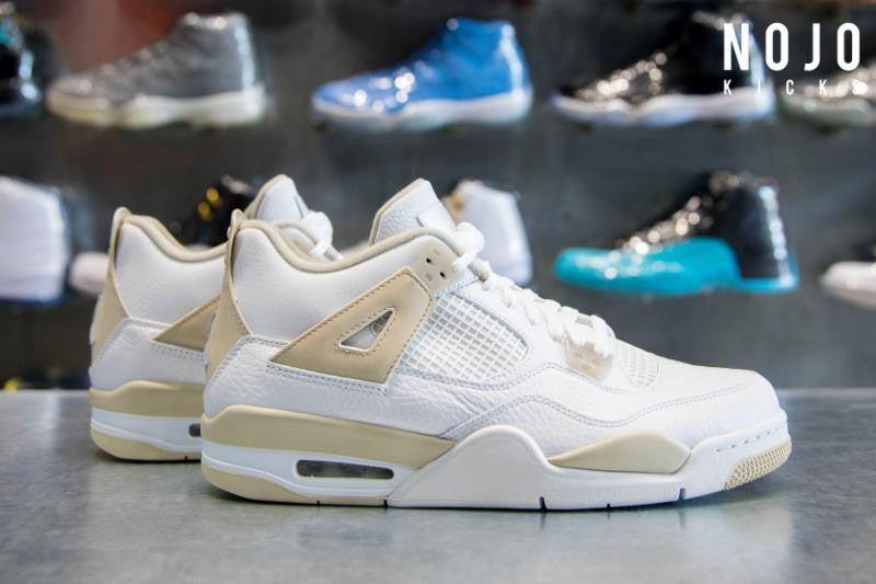 "Air Jordan 4 Retro ""Linen Tan"""