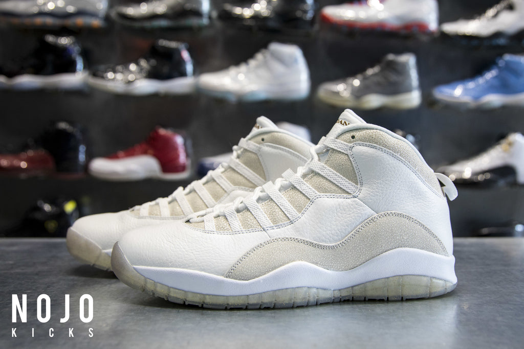 wholesale dealer 5983a 54ae2 ... switzerland air jordan 10 retro ovo. loading zoom 1a37f f3fc2
