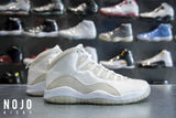 "Air Jordan 10 Retro OVO ""White"""