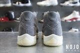"Air Jordan 11 Pinnacle ""Grey Suede"""