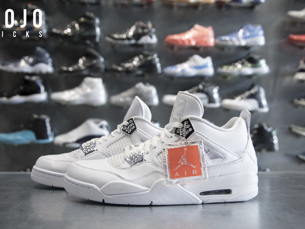 Air Jordan 4 'Pure Money'