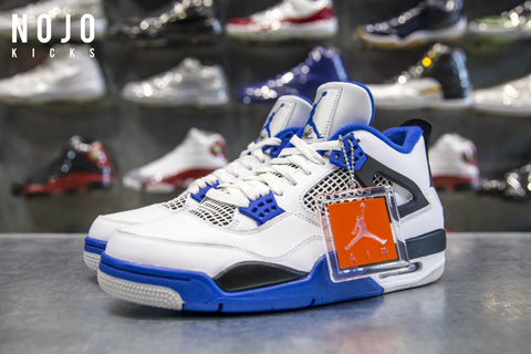 "Air Jordan 4 Retro ""Motorsport"""