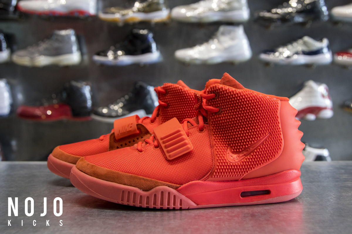 check out f872e a68c7 Nike Air Yeezy 2