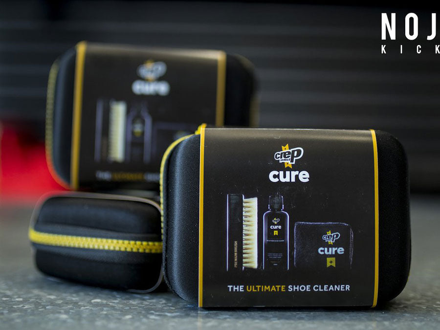 Crep Cure Travel Kit - The ultimate Shoe Cleaner | Nojo Kicks
