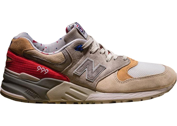 New Balance 999 Complexcon Concepts Hyannis (Red)