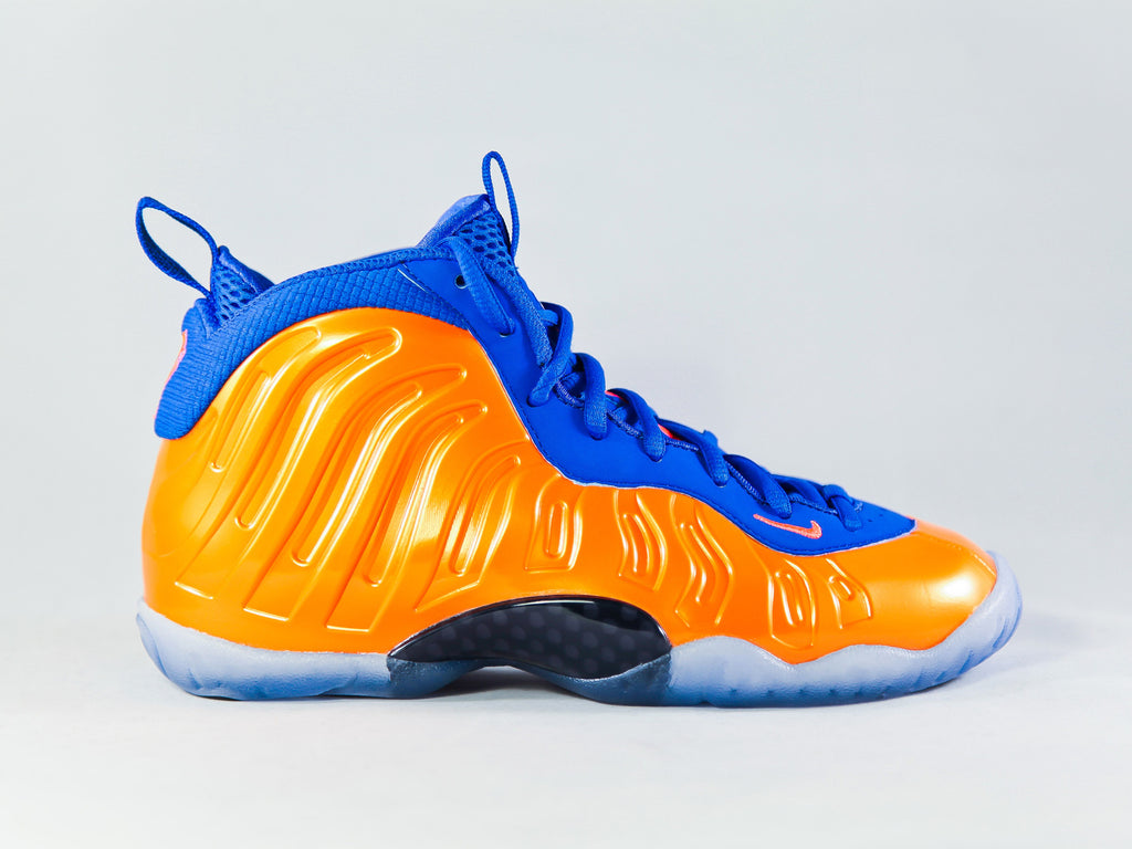 huge selection of 2a437 8b418 Nike Air Foamposite One 'Knicks' (GS) – NOJO Kicks Detroit