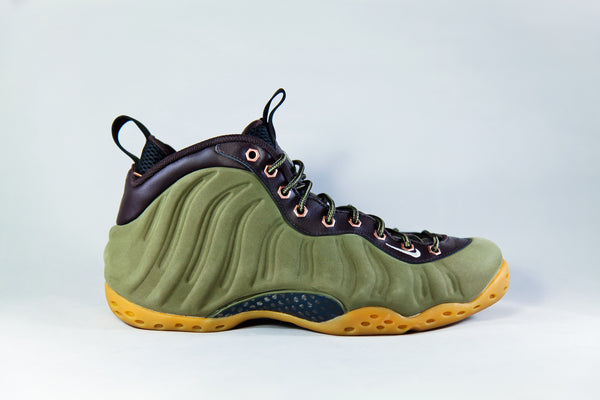 Nike Foamposite One Prm Olive