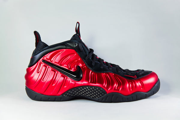 "Nike Air Foamposite ""VARSITY RED"""