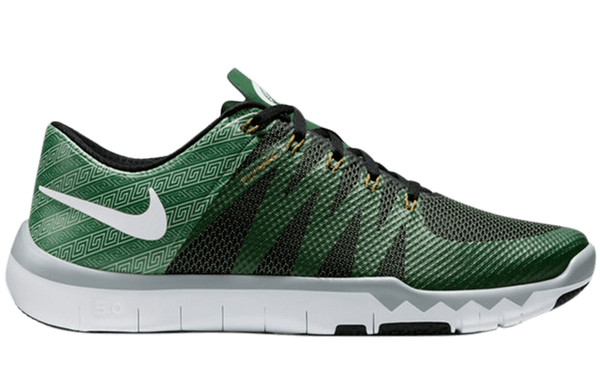 Nike Free Trainer 5.0 v6 amp Michigan State