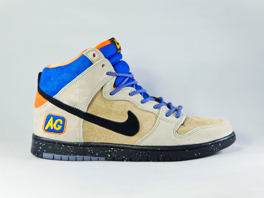 "Nike Dunk High ""Acapulco Gold"""