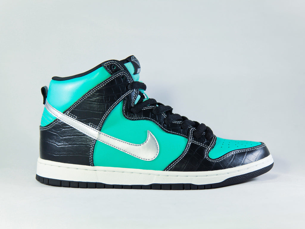 "Nike Dunk High PRM SB ""Diamond Supply x Nike SB"""