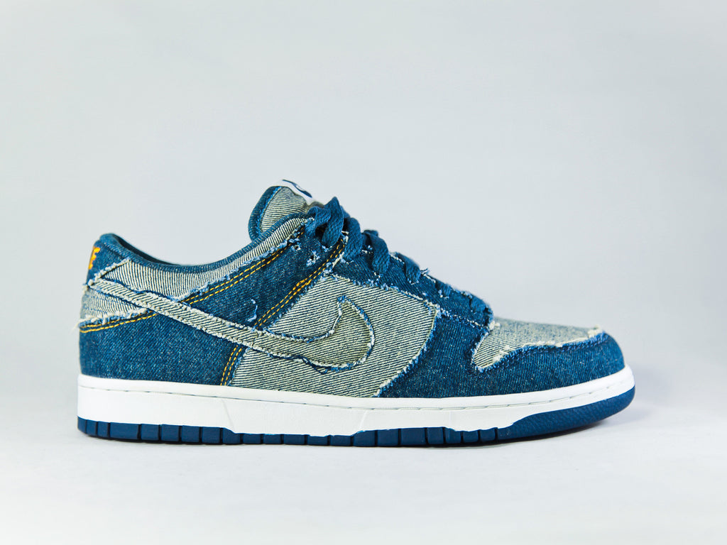"Nike Dunk Low ""Denim"""