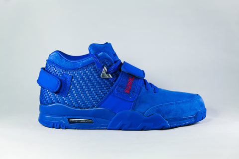 Nike Air Trainer Victor Cruz Rush Blue