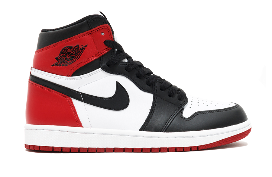 "Air Jordan 1 Retro High OG ""Black Toe"""