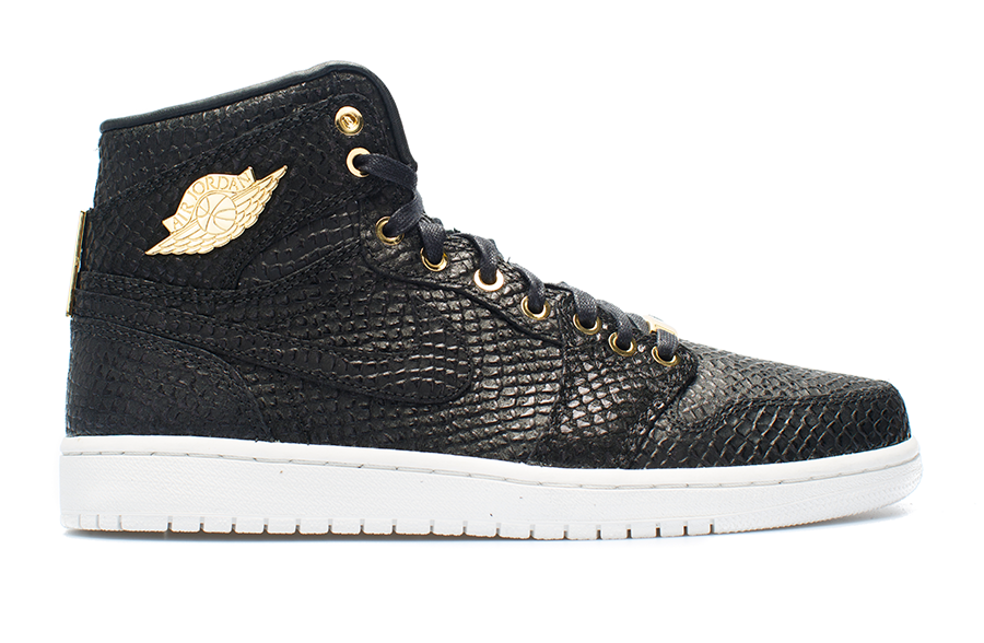 "Air Jordan 1 Retro Pinnacle ""Black"""