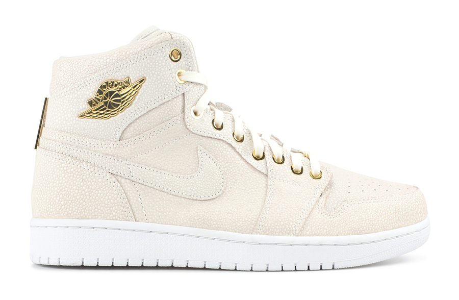 "Air Jordan 1 Retro Pinnacle ""White"""