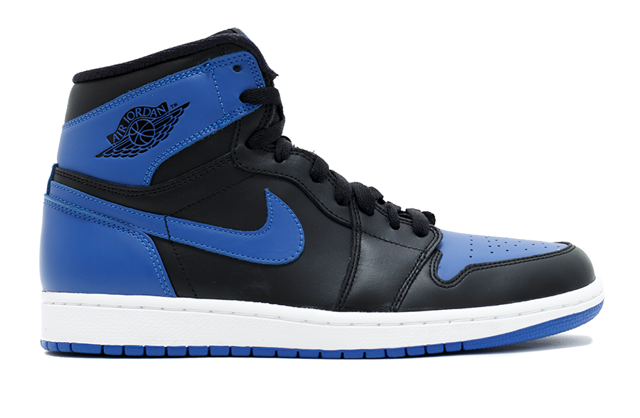 "Air Jordan 1 Retro ""Royal"" (2013)"