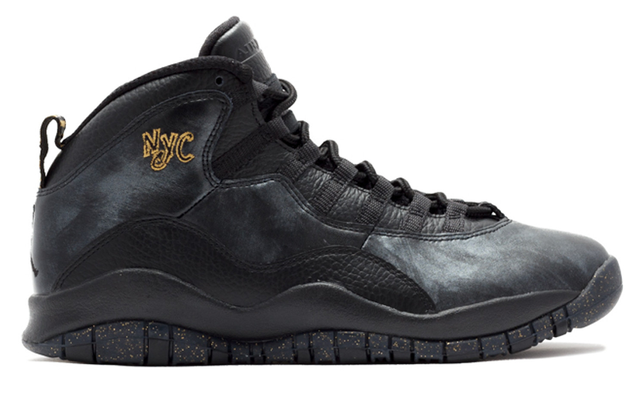 "Air Jordan 10 Retro ""NYC"""