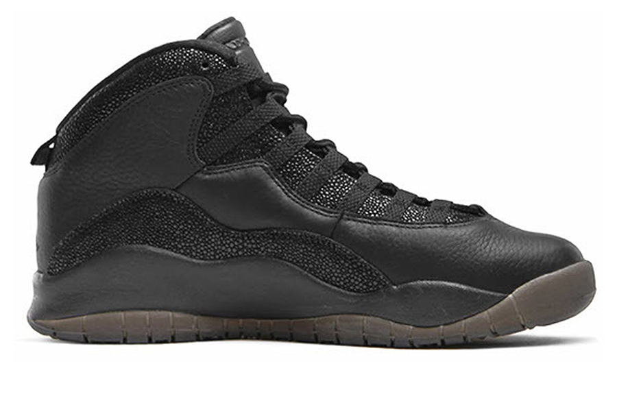 "Air Jordan 10 Retro ""OVO Black"