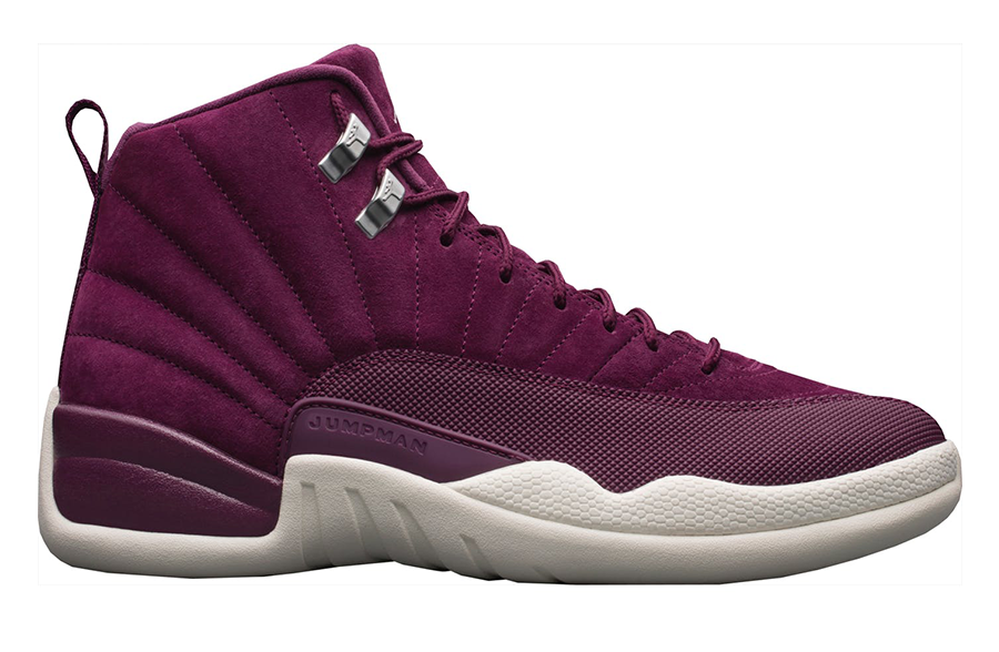 "Air Jordan 12 Retro ""Bordeaux"""