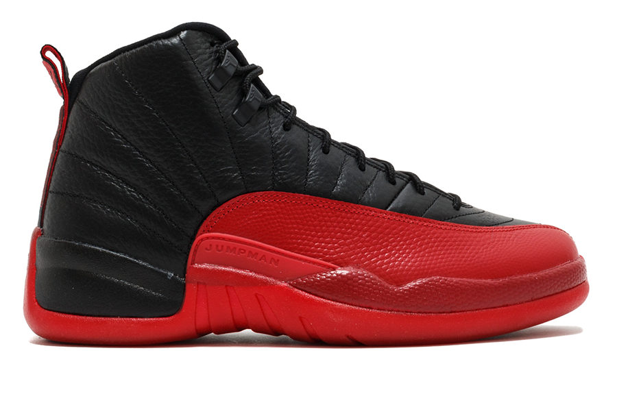 "Air Jordan 12 Retro ""Flu Games"" 2016"