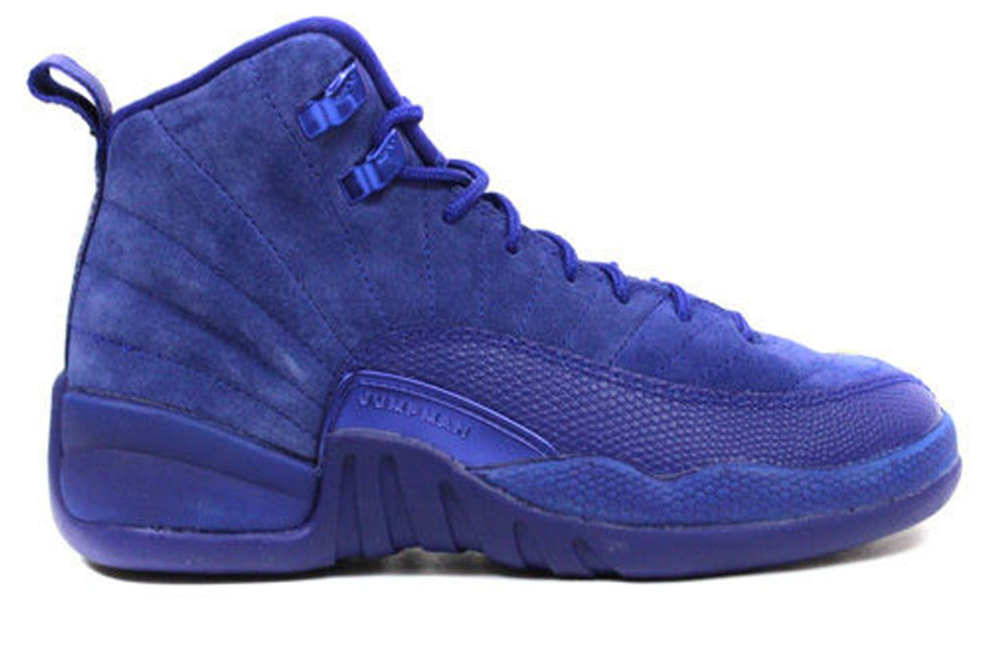 "Air Jordan 12 Retro Premium ""Deep Royal Blue"" (GS)"