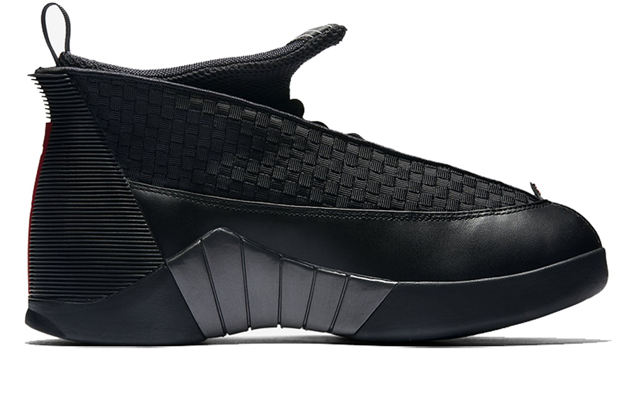 "Air Jordan 15 OG ""Stealth"" 2017"