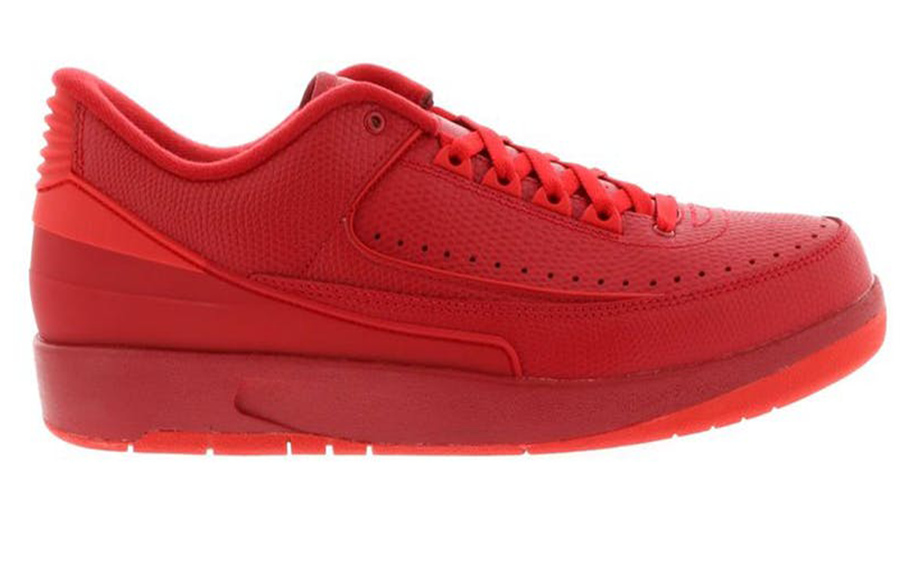 "Air Jordan 2 Retro Low ""Red"""