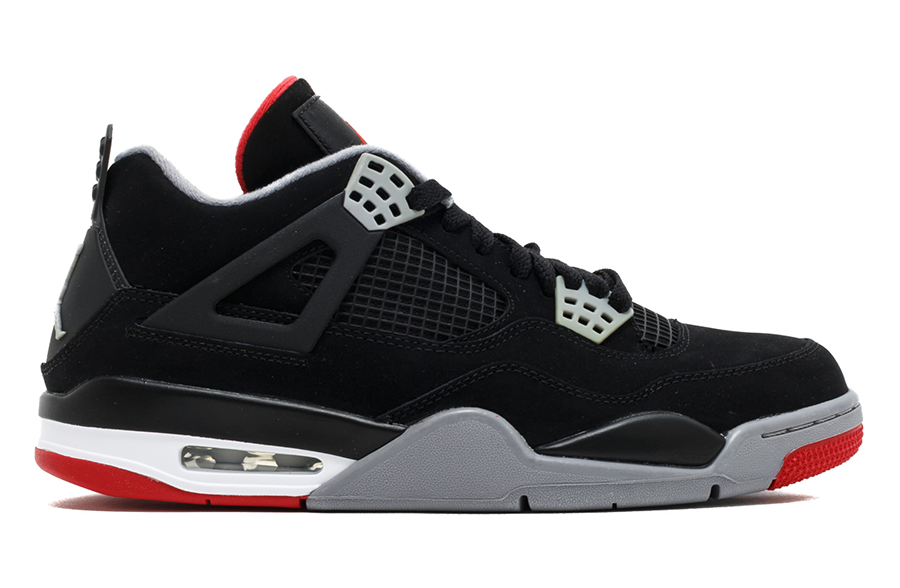 "Air Jordan 4 Retro ""Bred"" 2019"