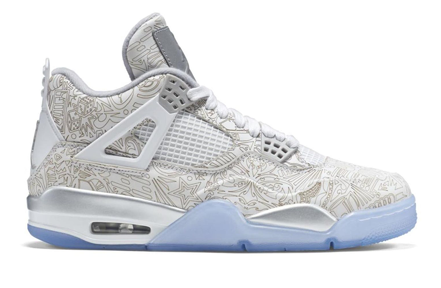 e75da6cd1147bf Air Jordan 4 Retro  Laser 30th Anniversary