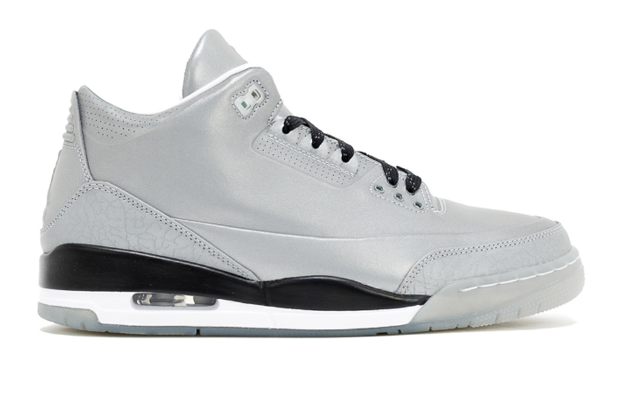 Air Jordan 5 Retro 5lab3 (Silver)