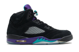 "Air Jordan 5 Retro ""Black Grape"""