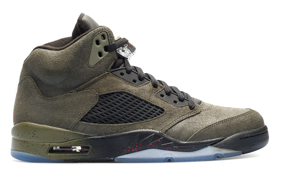 "Air Jordan 5 Retro  ""Fear Pack"""