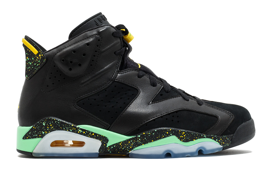 "Air Jordan 6 Retro ""Brazil Pack"""