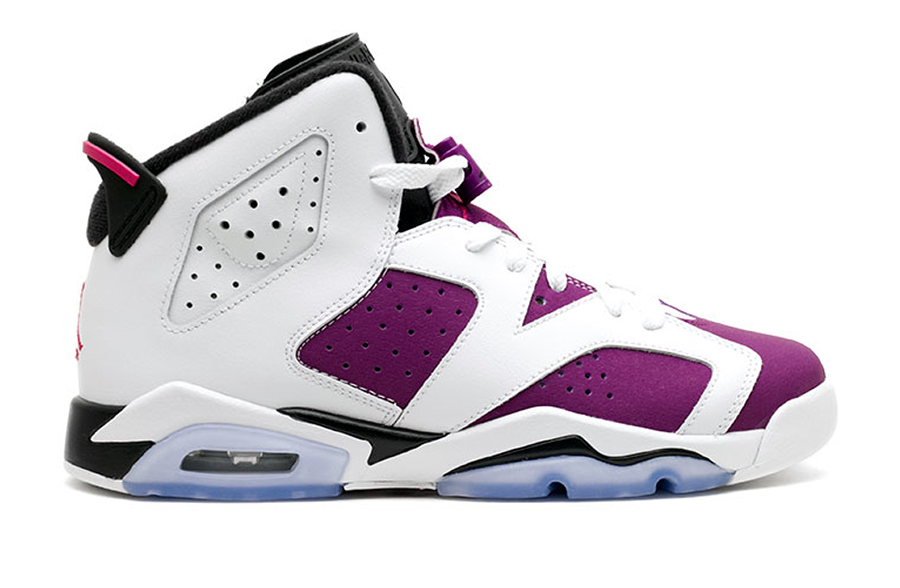 Air Jordan 6 Retro Bright Grape (GS)