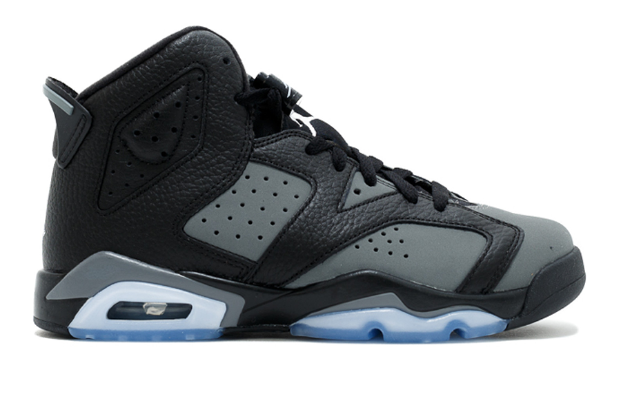 "Air Jordan 6 Retro ""Cool Grey"" (GS)"