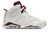 Air Jordan 6 Retro Maroon Grade School (GS)