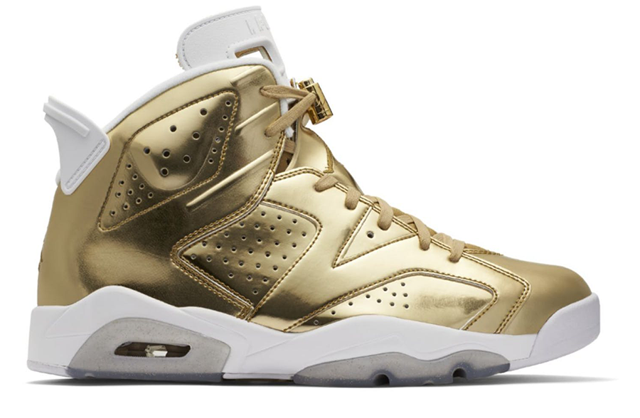 best website 71022 41d4a Air Jordan 6 Retro Pinnacle