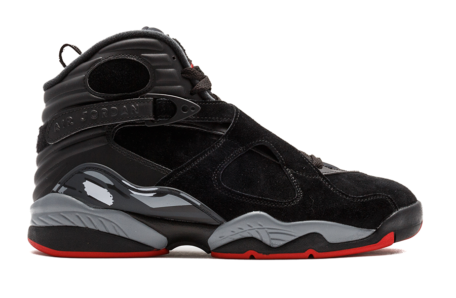 "Air Jordan 8 Retro ""Bred"" 2017"