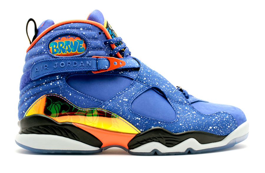 Air Jordan 8 Retro Doernbecher (GS)
