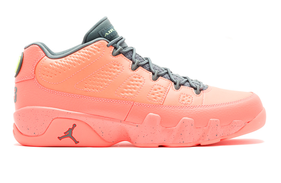 "Air Jordan 9 Retro Low ""Bright Mango"""