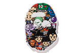 Bape- Dragon Ball Z Clock