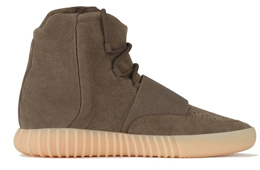"Adidas Yeezy Boost 750 ""Light Brown Gum (Chocolate)"""