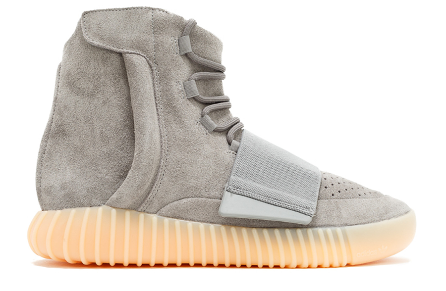 "adidas Yeezy 750 ""Light Gray/Gum"""