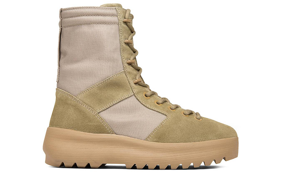 "Adidas Yeezy Season 3 Military Boot ""Rock"""